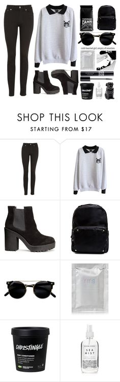 """""""heart full of love"""" by becky-davenport ❤ liked on Polyvore featuring Acne Studios, H&M, Bloomingville, Madden Girl, rms beauty, Christian Dior, Herbivore and Quail"""