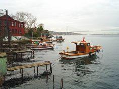 ✿ ❤ Kuzguncuk / İstanbul / Türkei...