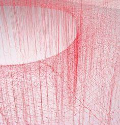 The Silk Vortices of Akiko Ikeuchi