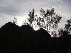 Red Rock Canyon outside Las Vegas, NV