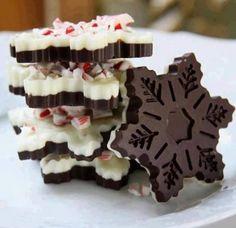 Snowflakes cookies :)