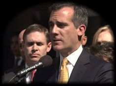 """Mayor Garcetti Makes A Statement On Results Of County Public Health Testing In Porter Ranch - http://anythingla.com/mayor-garcetti-makes-a-statement-on-results-of-county-public-health-testing-in-porter-ranch/ -  """"We are all painfully aware of the disastrous Aliso Canyon gas leak, which caused the biggest release of methane in U.S. history and affected thousands of Angelenos. Now, testing by the County's Department of Public Health has detected low levels of foreign metals in"""