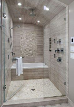 Modern fürdőszobák | Fotó via pinterest.com