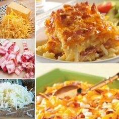 Potato Bacon Casserole | TheWHOot
