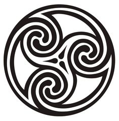 Celtic Circle Free Tattoo Stencil - Free Tattoo Celtic Circle Designs For Men - Customized Celtic Circle Tattoos - Free Celtic Circle Tattoos - Free Printable Celtic Circle Tattoo Stencils - Free Printable Celtic Circle Tattoo Designs Druid Symbols, Viking Symbols, Viking Runes, Ancient Symbols, Mayan Symbols, Egyptian Symbols, Spiral Tattoos, Celtic Tattoos, African Prints