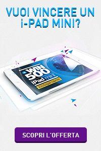 Fantastica offerta su ClickUfficio.it. Acquistando la carta Navigator puoi vincere uno spettacolare iPad Mini!