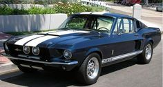 The only car that Jim Morrison, from The Doors, ever owned was a 1967 Shelby GT 500. #funfacts #fordcars