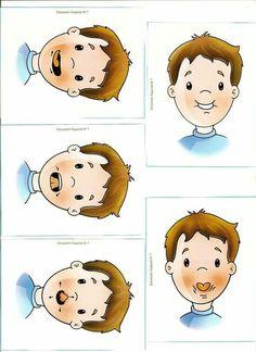 Lenguaj Oral Motor Activities, Special Education Activities, Activities For Kids, Speech Language Therapy, Speech And Language, Speech Therapy, Sequencing Pictures, Phonetic Alphabet, Brain Gym