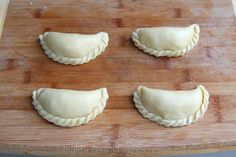 How to make empanada dough