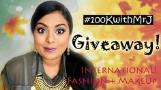 Huge International Giveaway! #100kwithMrJ
