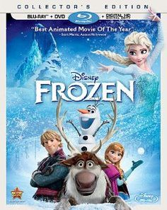 Frozen Movie Sale Blu-ray, Two Disc Great price here!