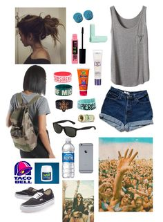Warped tour 2015 outfit