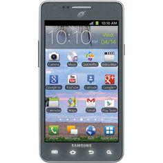 Straight Talk Samsung Galaxy SII Prepaid Cell Phone (GSM-A)