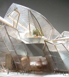 Frank Gehry's Cloud