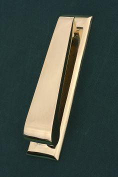Brass Door Knocker Plain  https://www.priorsrec.co.uk/brass-door-knocker-regency/p-3-24-25-138