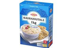 Kaurahiutale 1 kg Joko, Oatmeal, Breakfast, The Oatmeal, Morning Coffee, Rolled Oats, Overnight Oatmeal