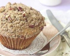 Muffins, Light Diet, Mini Pies, Light Recipes, Food To Make, Healthy Life, Biscuits, Cupcakes, Sweets
