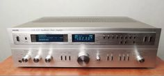 Philips receiver 1980 (?) Audio Equipment, Home Theater, Bulb, Technology, Electronics, Vintage, Design, Filing Cabinets, Tech