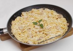 Spaghete cu sos de carne tocata - Bunătăți din bucătăria Gicuței Paste, Ethnic Recipes, Food, Essen, Meals, Yemek, Eten