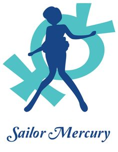 Sailor Mercury Vector Outline by MAIMONKY ...