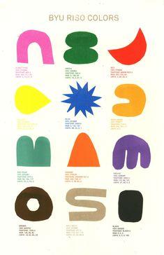 Illustration ainsley romero - risograph prints ainsley romero - risograph prints What Web Design, Design Art, Logo Design, Typography Poster Design, Typographic Design, Branding Design, Design Graphique, Art Graphique, Graphic Design Inspiration