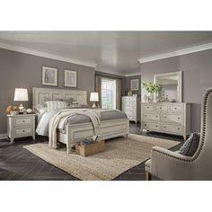 Stoughton Panel Customizable Bedroom Set