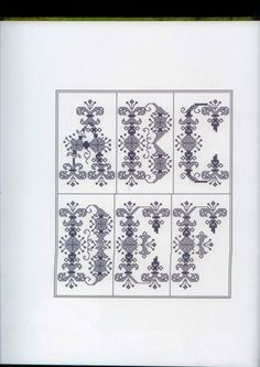 Gallery.ru / Фото #79 - Les belles lettres d'Alexandre - Mongia
