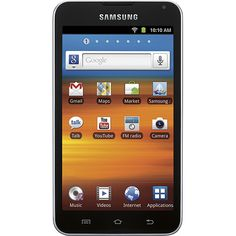 I like this from Best Buy...I think I'm getting addicted 2 the Samsung Galaxy Universe!