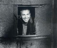 The Peter Gabriel in its natural habitat.