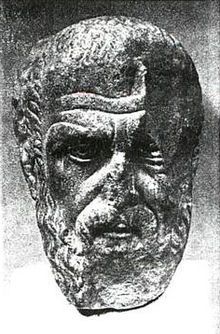 Arrian (born in Nicomedia, Bithynia in 86 - died in Athens in 160) - Greek historian, public servant, military commander and philosopher of the 2nd-century Roman period. His 'Anabasis of Alexander' is perhaps his best-known work, and is generally considered one of the best sources for the campaigns of Alexander the Great.