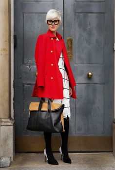 Streetlooks à la Fashion Week de Londres
