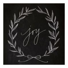 chalkboard_art_joy_wreath_poster-rb303fe85d1a24d408ffd5517740856d3_w2q_8byvr_512.jpg (512×512)