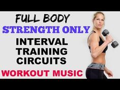 30 Minute Full Body Dumbbell Workout, Strength Training Workout, No cardio - YouTube