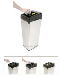 114 best talking trash images recycling bins kitchen trash cans rh pinterest com