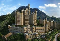 The Castle Hotel, a Luxury Collection Hotel, Dalian. Save up to 56% by booking online.