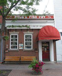 Doug's Fish Fry, Skaneateles, NY
