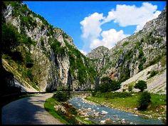 Descoperă Oltenia: Cheile Sohodolului – canionul sălbatic din nordul Gorjului