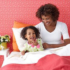 Your child's room should be a place of comfort, joy, and relaxation -- a place that she wants to spend time. The temperature should be comfortable, and her clothes and blankets shouldn't restrict movement.