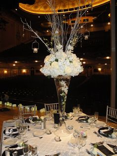eiffel-tower-wedding-centerpieces - Google Search