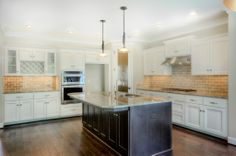 great triangle kitchen