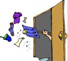 """""""Ut-av-huset"""" utfordring."""