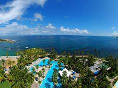 Caribe Hilton in San Juan, Puerto Rico. Be here in one months time. Havent been to PR since I was 15 or so.