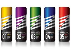 José García Eguiguren's redesign of the American classic Barbasol