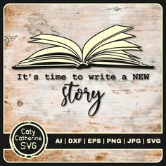 Sunday 20 December 2020 ❤ Today's Flash FREEBIE SVG by Caty Catherine ❤ It's Time To Write A NEW Story Inspirational Quote SVG Cut File ❤ There's a brand new Freebie everyday! Each one is FREE for 48 hours and is still available to purchase when the offer ends! ❤ Thank you for supporting me! #freesvg #freesvgfiles #freesvgcutfile Love To Meet, Free Svg Cut Files, News Stories, Print And Cut, Svg Cuts, Laser Engraving, Cutting Files, Cricut, Product Launch