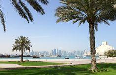 Katar, Doha Corniche