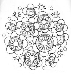 circle_one.jpg | Flickr - Photo Sharing!  See next post for completed embroidery.
