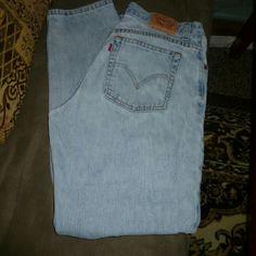Levis 550 Straight leg, 550's ... 29 long Levi's Jeans Straight Leg