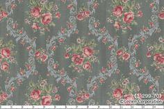 Lecien Corporation | Floral Collection Antique Rose