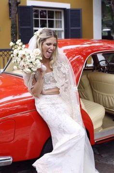 O casamento de Helena Bordon e Humberto Meirelles