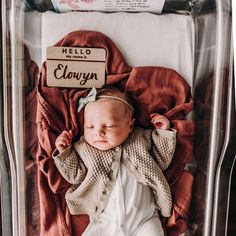 Girl Names Discover Birth announcement sign - hello my name is wooden cutout - newborn name tag baby name announcement - photo prop sticker - hospital pictures Baby Hospital Pictures, Newborn Pictures, Baby Pictures, Baby Photos, Family Pictures, Cute Baby Names, Baby Girl Names, Baby Name Announcement, Birth Announcements